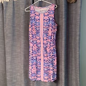 Lilly pulitzer summer dress size large